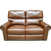 Omnia Italian Designs Carlton Reclining Loveseat