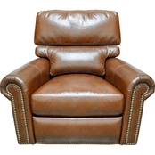 Omnia Italian Designs Carlton Leather Recliner