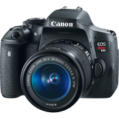 Canon EOS Rebel T6i 24.2MP DSLR Camera Kit