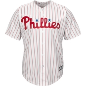 Majestic MLB Philadelphia Phillies Home Replica Jersey