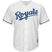 Majestic International MLB Kansas City Royals Replica Home Jersey