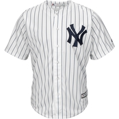 Majestic MLB New York Yankees Home Replica Jersey