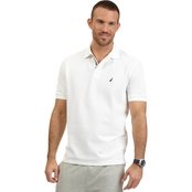 Nautica Big & Tall Performance Deck Polo Shirt