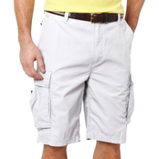 Nautica Big & Tall Cargo Ripstop Shorts