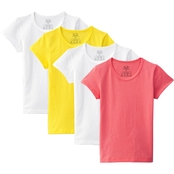 Fruit of the Loom Toddler Girls 4 pk. Assorted T-Shirts