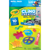 Crayola Cling Creator Refill Pack