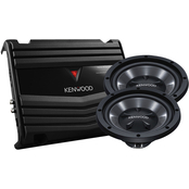Kenwood 12 in. Bass Party Pack
