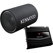 Kenwood 12 in. Tube Woofer Party Pack