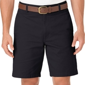 Chaps Twill Flat Front 9 in. Shorts