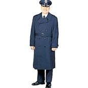 Air Force Men's Top Coat with Liner