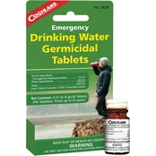 Coghlans Drinking Water Tablets 50 ct.