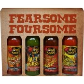 Texas Tamale Bull Snort Fearsome Foursome