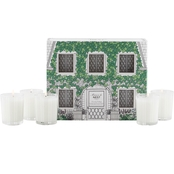 NEST Maison De Nest Country Cottage Set of 5 Votive Candles
