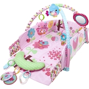 Kids II Bright Starts Sweet Songbirds Baby's Playplace Activity Gym