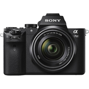 Sony a7 II 24.3MP Full-Frame Mirrorless Camera + SEL2870 Lens