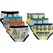 Despicable Me 2 Toddler Boys Briefs 7 Pk.