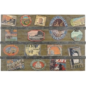 Uttermost International Trunk Wall Art