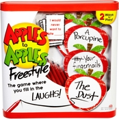 Mattel Apples to Apples Freestyle Game