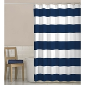 Maytex Fabric Shower Curtain