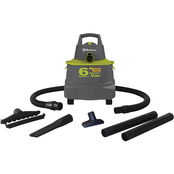 Koblenz Wet/Dry Vacuum Cleaner with 6 gal. Tank