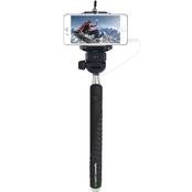 Digipower QuikPod Selfie Fun Selfie Stick with Wired Remote