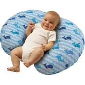 Boppy Whale Watch Pillow