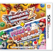 Puzzle & Dragons Z + Puzzle & Dragons SMB Edition (3DS)