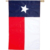 Evergreen Texas State Flag