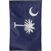 Evergreen South Carolina Flag