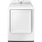 Samsung 7.2 cu. ft. Electric Front Load Dryer with Moisture Sensor