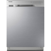 Samsung 24 In. Stainless Steel Dishwasher with Adjustable Rack