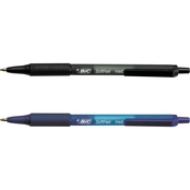 BIC Soft Feel Retractable Ball Point Pen 36 Pk.