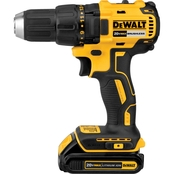 DeWalt 20V MAX* Lithium-Ion Compact Drill/Driver Kit