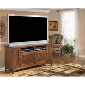 Ashley Cross Island 60 in. TV Stand