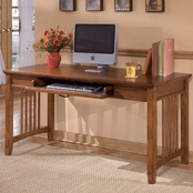Ashley Cross Island Large Home Office Desk