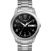 Timex Men's Elevated Classic Expansion Band Watch 36mm T2M932