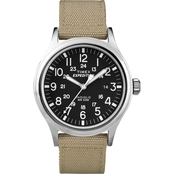 Timex Men's Expedition Metal Scout Watch T49962