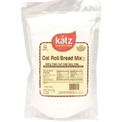 Katz Gluten Free Oat Roll And Bread Mix 2-Pack