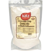 Katz Gluten Free Chocolate Chip Cookie Mix 2-Pack