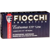 Fiocchi Extrema 9mm 147 Gr. XTP, 25 Rounds
