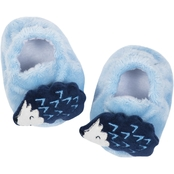 Gerber Infant Boys Velboa Booties