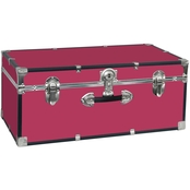 Mercury Luggage Seward Trunk 30 in. Stackable Footlocker