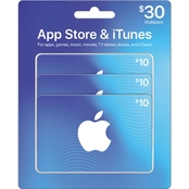 Apple iTunes Gift Card MultiPack