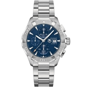 Tag Heuer Men's Aquaracer Automatic Chronograph 43mm CAY2112BA0925