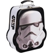 Star Wars Stormtrooper Shaped Tin Tote