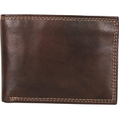 Buxton Hunt Collection Credit Card Billfold