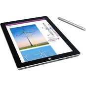 Microsoft Surface 3 10.8 in. Quad Core Intel Atom x7 Processor 1.6Ghz 64GB Tablet