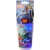 Marvel Avengers LED Light Up Sip Cup