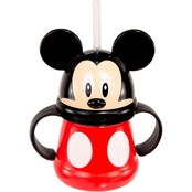 Sassy Disney Mickey Mouse Straw Cup