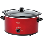 Betty Crocker 5 qt. Slow Cooker with Travel Bag